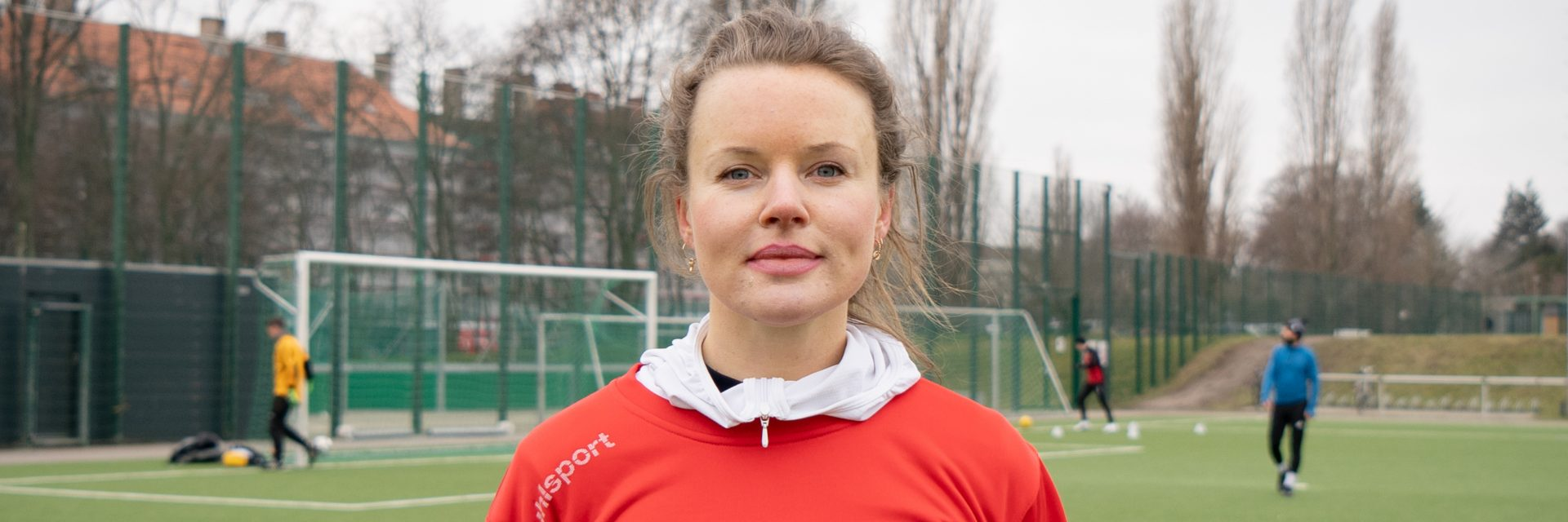 Katharina, Trainerin der SCORING GIRLS*